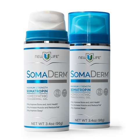 SomaDerm treatment products